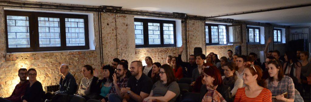 Money Meetup Novi Sad apr 2018 publika